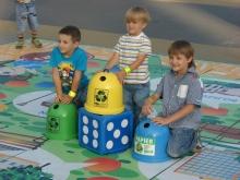 Akcje i zabawy edukacyjne, organizowane przez spółkę, cieszą się dużym zainteresowaniem najmłodszych mieszkańców Tych.