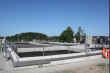 Nowe obiekty oczyszczalni w Mirosławcu Archiwum WFOŚiGW w Szczecinie