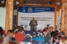 Konferencja w Częstochowie Archiwum organizatora