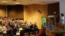 W spotkaniu wzięło udział ponad 280 osób.