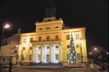 W Lublinie wszystkie iluminacje świąteczne są finansowane przez sponsorów/ Fot. Urząd Miasta Lublin