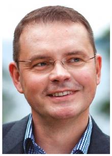 Michał Gawrych, dyrektor w Stora Enso