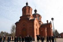 Zabytkowa Cerkiew świętego Mikołaja, w której odbył się koncert chóru cerkiewnego z Białowieży (fot. 3xAbrys)